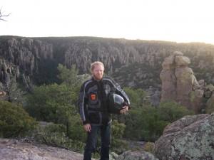 Me @ the Chiricahua National Monument