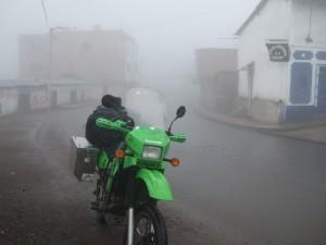 Wonderful visibility